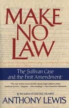 Make No Law ebook by Anthony Lewis