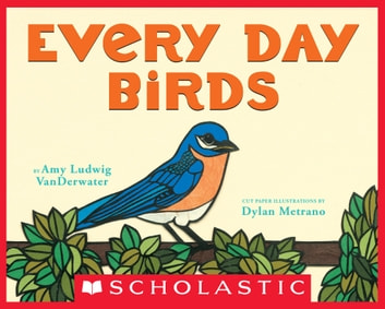 Every Day Birds ebook by Amy Ludwig VanDerwater