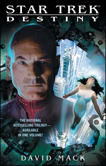 Star Trek: Destiny ebook by David Mack