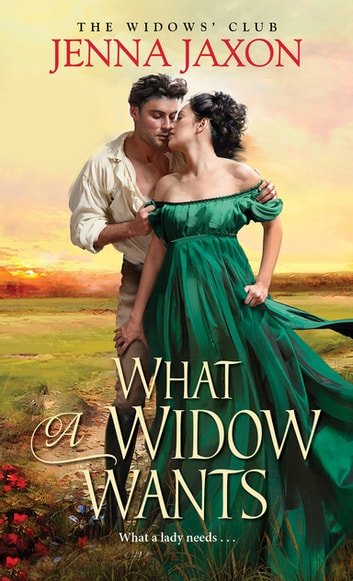 What a Widow Wants ebook by Jenna Jaxon