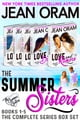 The Summer Sisters: The Complete Series Box Set (Books 1-5) ebook by Jean Oram