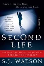 Second Life - A Novel ebook by S. J. Watson