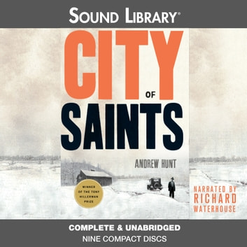 City of Saints livre audio by Andrew Hunt