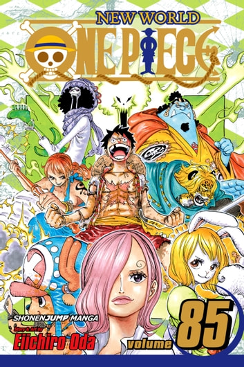 One Piece, Vol. 85 - Liar ebook by Eiichiro Oda