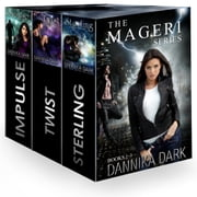 The Mageri Series Boxed Set (Books 1-3) ebook by Dannika Dark