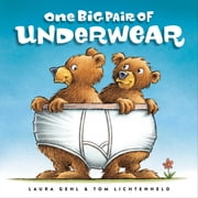 One Big Pair of Underwear - with audio recording ebook by Laura Gehl,Tom Lichtenheld