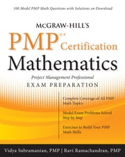 McGraw-Hill's PMP Certification Mathematics with CD-ROM ebook by Kobo.Web.Store.Products.Fields.ContributorFieldViewModel