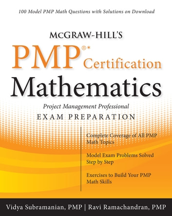 McGraw-Hill's PMP Certification Mathematics with CD-ROM ebook by Vidya Subramanian,Ravi Ramachandran