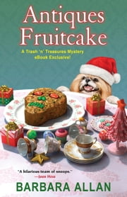 Antiques Fruitcake ebook by Barbara Allan