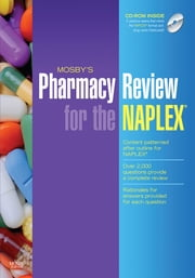 Mosby's Pharmacy Review for the NAPLEX ebook by Mosby