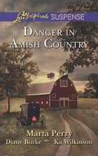 Danger in Amish Country - Fall from Grace\Dangerous Homecoming\Return to Willow Trace ebook by Marta Perry, Diane Burke, Kit Wilkinson