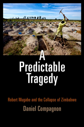 A Predictable Tragedy - Robert Mugabe and the Collapse of Zimbabwe ebook by Daniel Compagnon