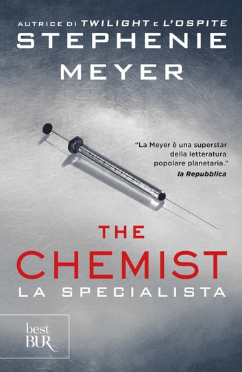 The chemist. La specialista ebook by Stephenie Meyer