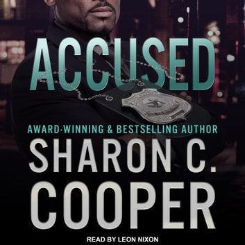 Accused audiobook by Sharon C. Cooper