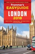 Frommer's EasyGuide to London 2018 ebook by Jason Cochran