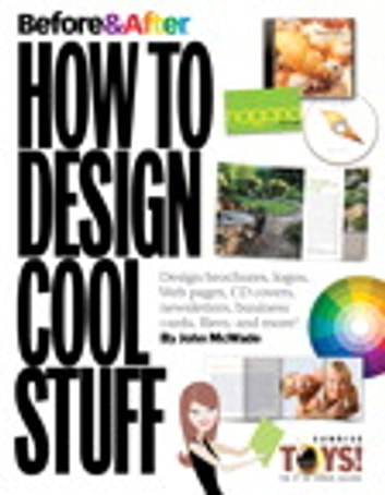 Before & After - How to Design Cool Stuff eBook by John McWade