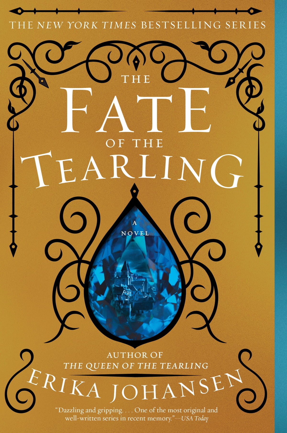 The Fate Of The Tearling  A Novel Ebook By Erika Johansen