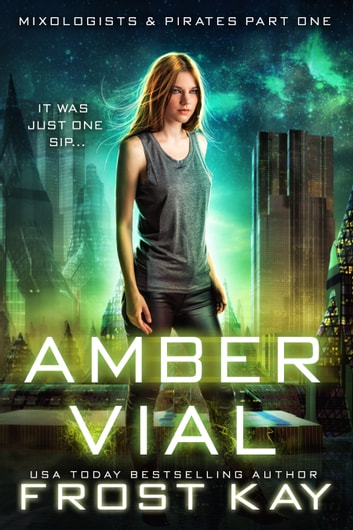 Amber Vial ebook by Frost Kay