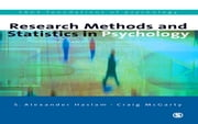 Research Methods and Statistics in Psychology ebook by S Alexander Haslam,Craig McGarty