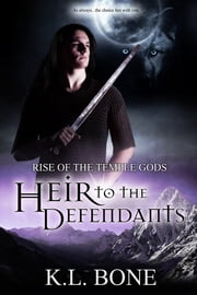 Heir to the Defendants ebook by K.L. Bone