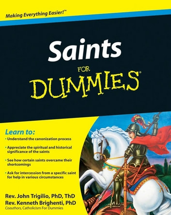Saints For Dummies ebook by Rev. John Trigilio Jr.,Rev. Kenneth Brighenti