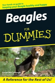 Beagles For Dummies ebook by Susan McCullough