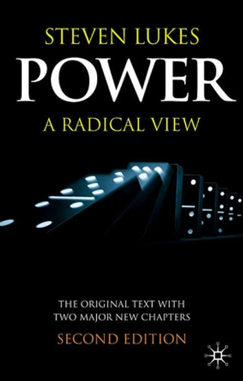 Power - A Radical View ebook by Steven Lukes