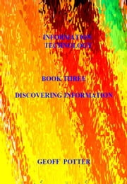 Discovering Information ebook by Potter, Geoff