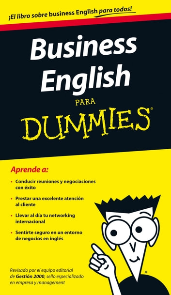 Business English para Dummies ebook by AA. VV.