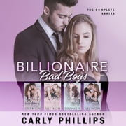 Billionaire Bad Boys Box Set audiobook by Carly Phillips