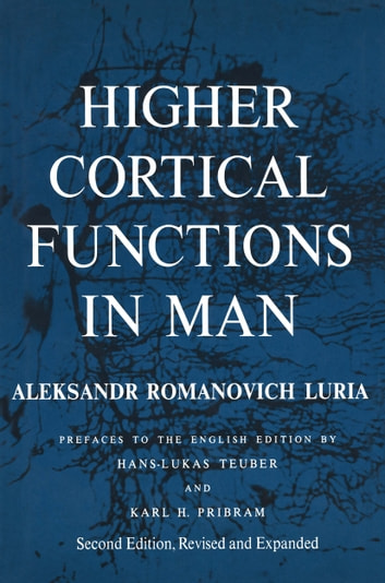 Higher Cortical Functions in Man ebook by Alexandr Romanovich Luria