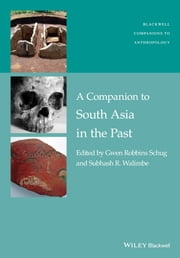 A Companion to South Asia in the Past ebook by Gwen Robbins Schug,Subhash R. Walimbe