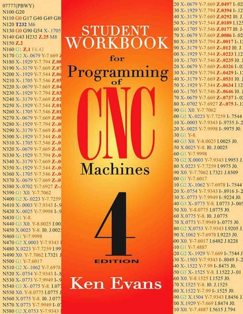 Student workbook for programming of cnc machines ebook by ken evans student workbook for programming of cnc machines ebook by ken evans fandeluxe Gallery
