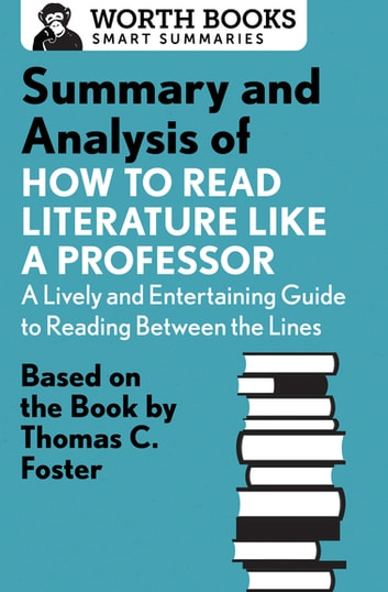 How To Literature Like A Professor Ebook