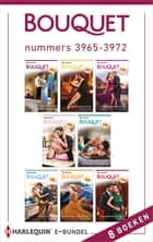 Bouquet e-bundel nummers 3965 - 3972 - 8-in-1 ebook by Kate Hewitt, Kate Walker, Julia James,...