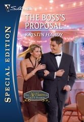 The Boss's Proposal ebook by Kristin Hardy