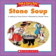 Folk & Fairy Tale Easy Readers: Stone Soup ebook by Cooper, Terry