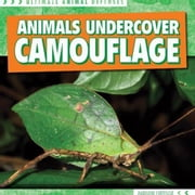 Animals Undercover: Camouflage ebook by Fortescue, Madeleine
