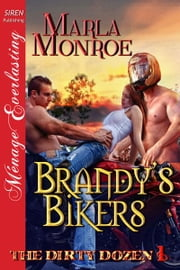Brandy's Bikers ebook by Marla Monroe