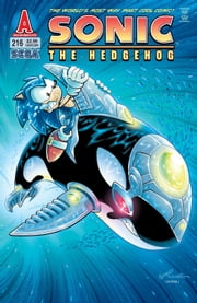 Sonic the Hedgehog #216 ebook by Ian Flynn,Steven Butler,Terry Austin,Jamal Peppers