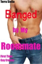 Banged by My Roommate (First Time Gay Erotica) ebook by Terra Stella