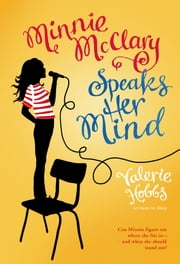 Minnie McClary Speaks Her Mind ebook by Valerie Hobbs
