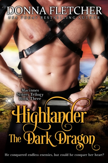 Highlander The Dark Dragon ebook by Donna Fletcher