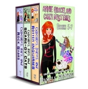Annie Graceland Cupcakes Cozy Mystery Series Box Set #2: Books - 5 - 7 - Books 5 - 7 ebook by Pamela DuMond