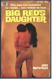 Big Red's Daughter ebook by John McPartland
