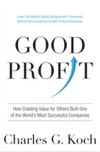 Good Profit, How Creating Value for Others Built One of the World's Most Successful Companies
