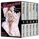 Romance - Simone: Adventures in Dating (Books 1-5) ebook by Riley J. Ford