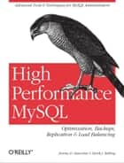 High Performance MySQL ebook by Jeremy D. Zawodny,Derek J. Balling
