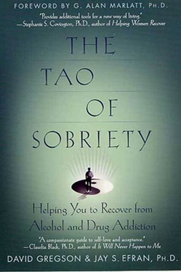 The Tao of Sobriety - Helping You to Recover from Alcohol and Drug Addiction ebook by David Gregson,Jay S. Efran