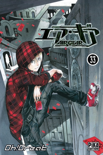Air Gear T33 ebook by Oh ! Great